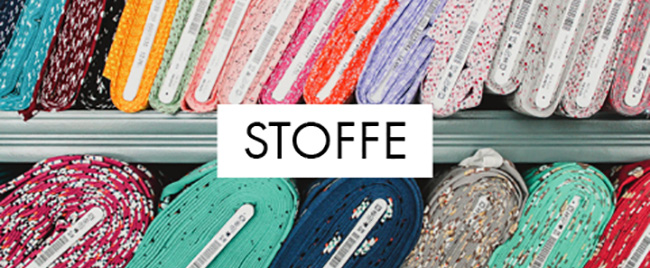 Stoffe banner