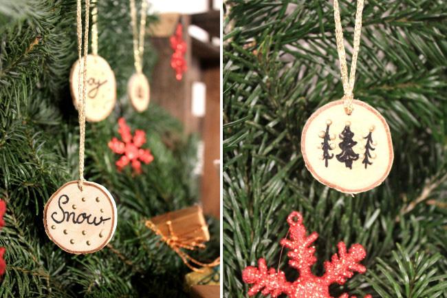 Weihnachtsdeko Lametta.Weihnachtsdeko Früher Lametta Heute Baumschmuck Aus Holz