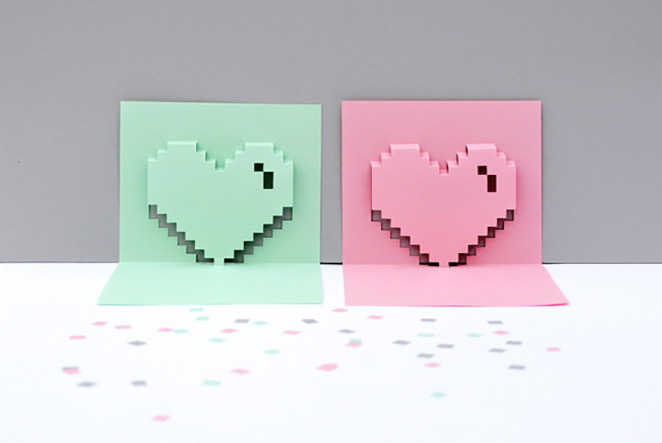 Pixelkarte neu