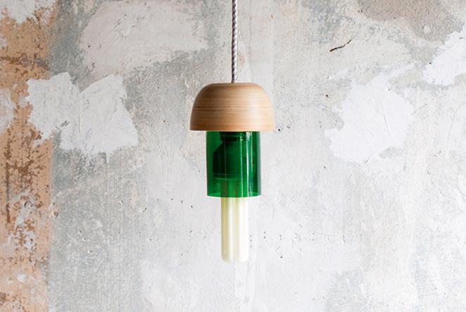 Designer lampe cover