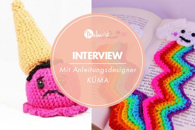 Unsere Designer für Anleitungen im Interview: Küma Tutorial Designs