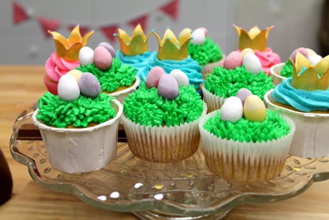 Cupcakes ostertafel main