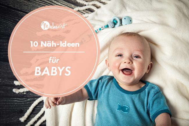 Baby Foto Ideen babysachen nähen: 10 näh-ideen für tolle baby-geschenke!
