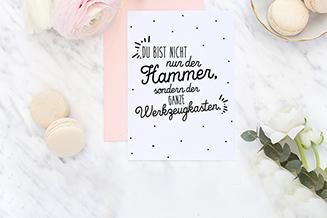 Valentinstag freebie printables karten tile