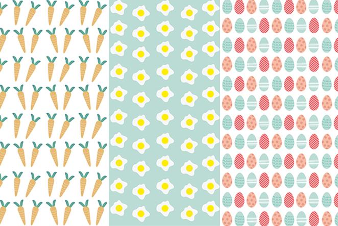 Ostern geschenkpapier main