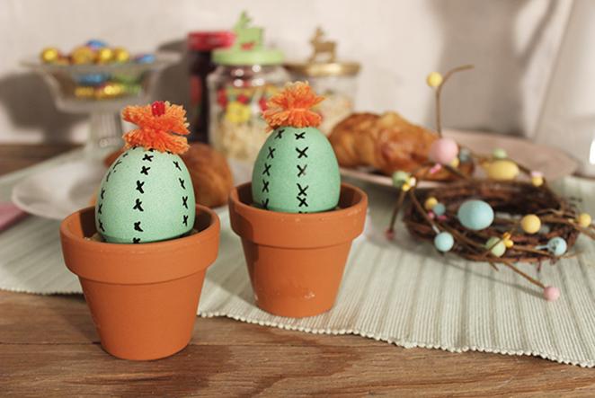Kaktusei ostern main