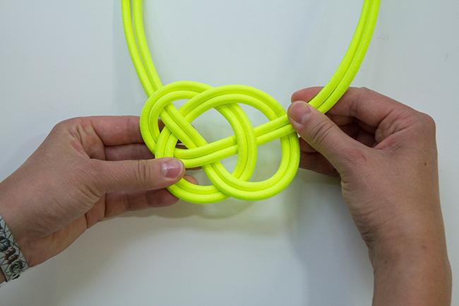 Knotenkette 8