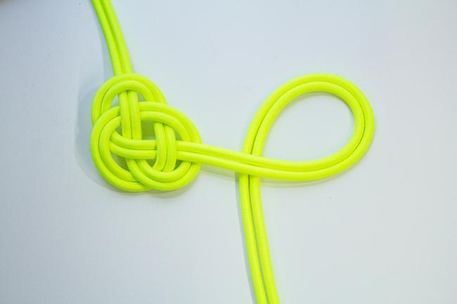 Knotenkette 9