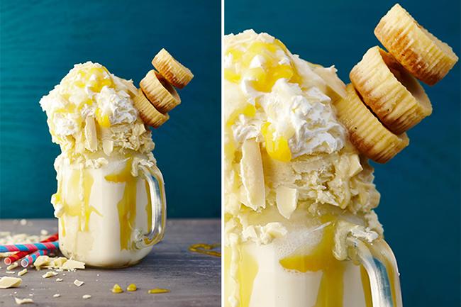 Milch shake cheesecake rezept