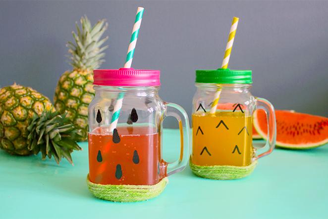 Summer jars selber machen main