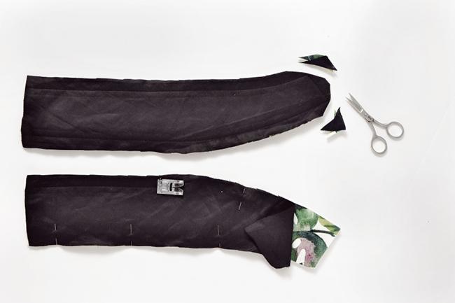 Backpack selber nähen step 5