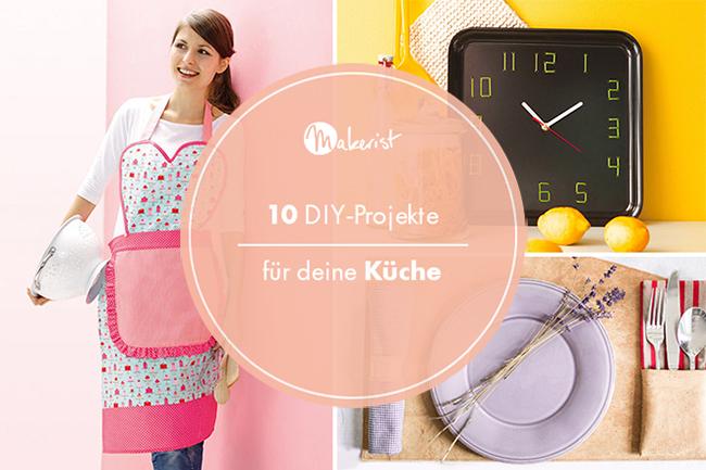 10 diy projekte für die küche cover