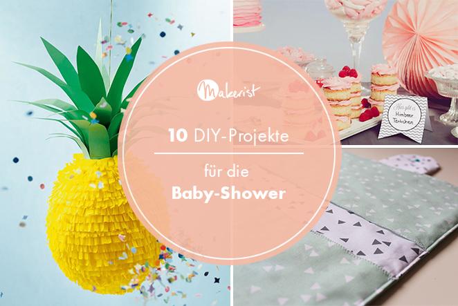 10 diy projekte für die baby shower main