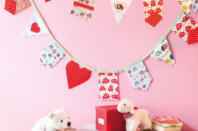 10 diy projekte für die baby shower wimpelkette