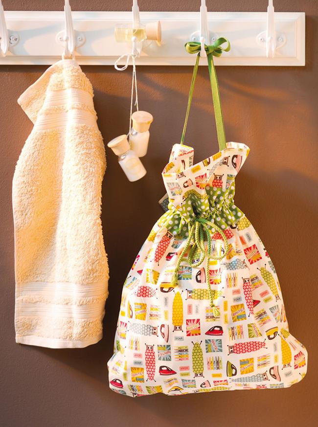 8 diy projekte für dein bad wäschesack