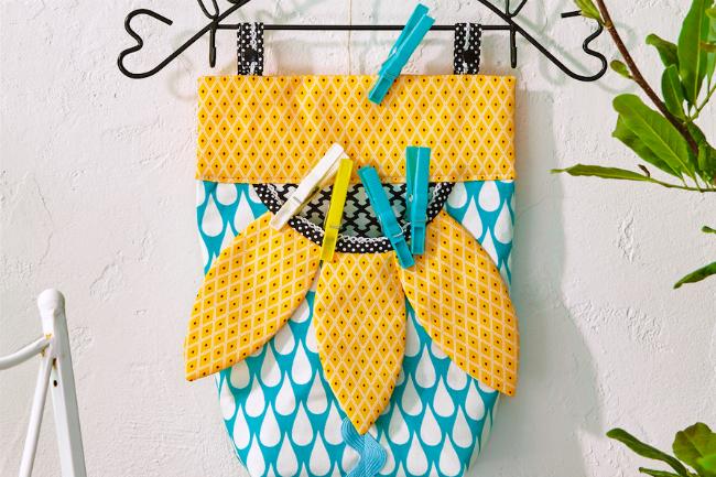 8 diy projekte für dein bad wäscheklammerbeutel