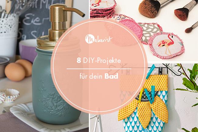 8 diy projekte für dein bad cover