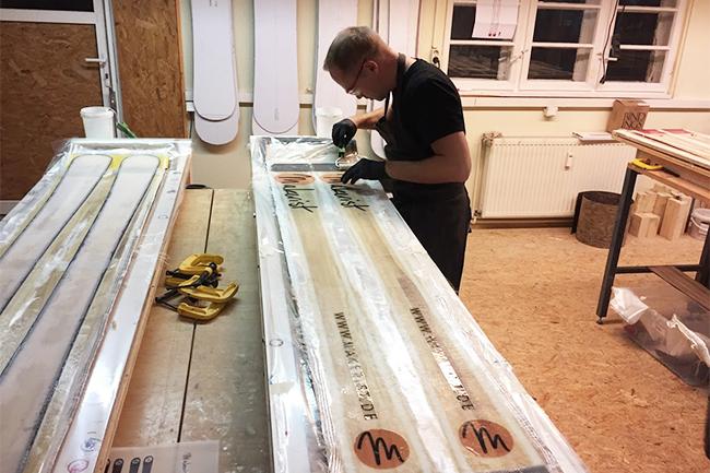 Skier selber bauen craftski makerist axel 6