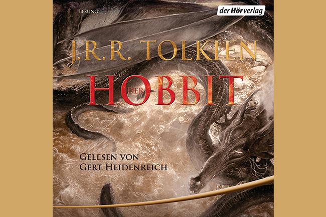 8 hörbücher für handarbeit der hobbit j.r.r tolkien