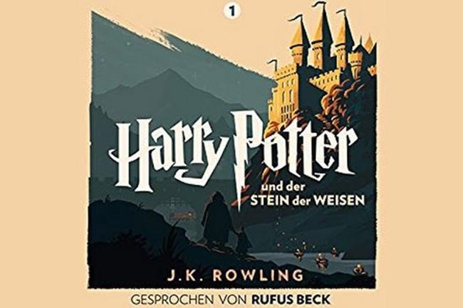 8 hörbücher für handarbeit harry potter und der stein der weisen j.k. rowling