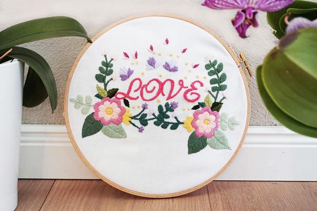 Die 10 schönsten stickideen love