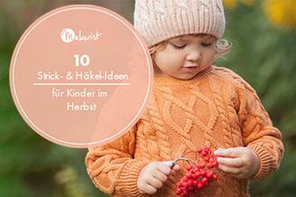 10 strickideen für kinder im herbst tile