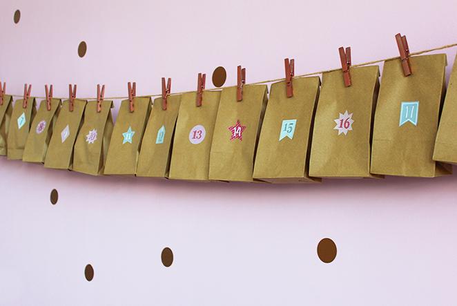 Adventskalender aus papiertüten basteln main