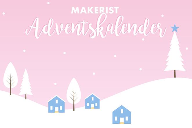 Makerist adventskalender 2017 main