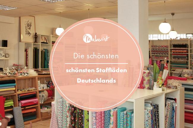 Die schönsten stoffläden deutschlands cover