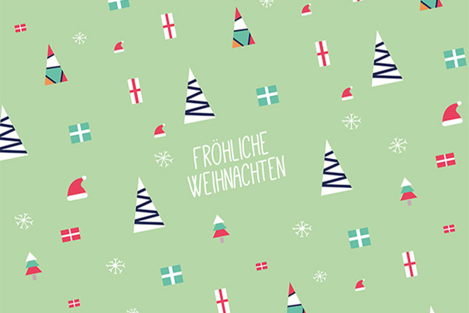 Freebie weihnachtskarte gratis makerist main