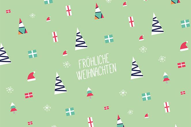 Freebie weihnachtskarte gratis makerist main