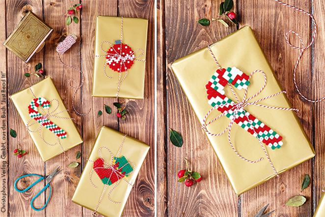 Bügelperlen weihnachts ornamente main