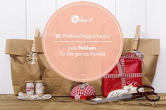 10 weihnachtsgeschenke zum nähen familie tile