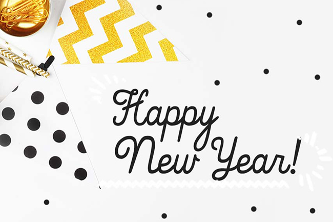 Kalender 2018 freebie zum ausdrucken pdf happy new year