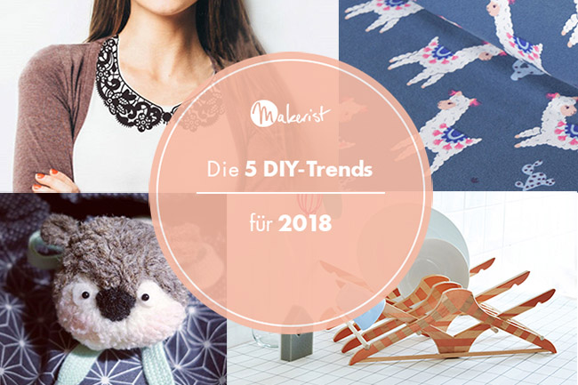 5 diy trends 2018 cover