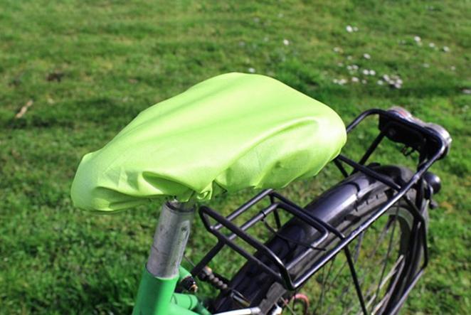 Fahrradsattel schutz nähen main