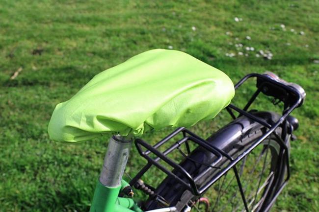 Fahrradsattel schutz nähen cover