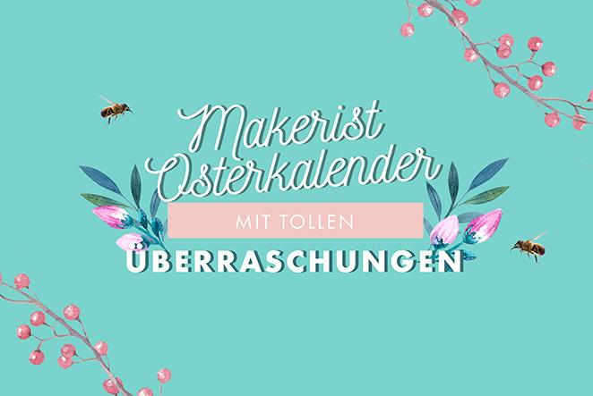 Makerist osterkalender main