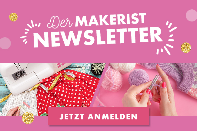 Makerist newsletter anmeldung banner 2