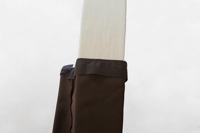 Culotte hose nähen step 12 lr