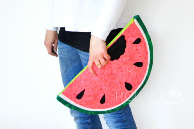 Melonen clutch