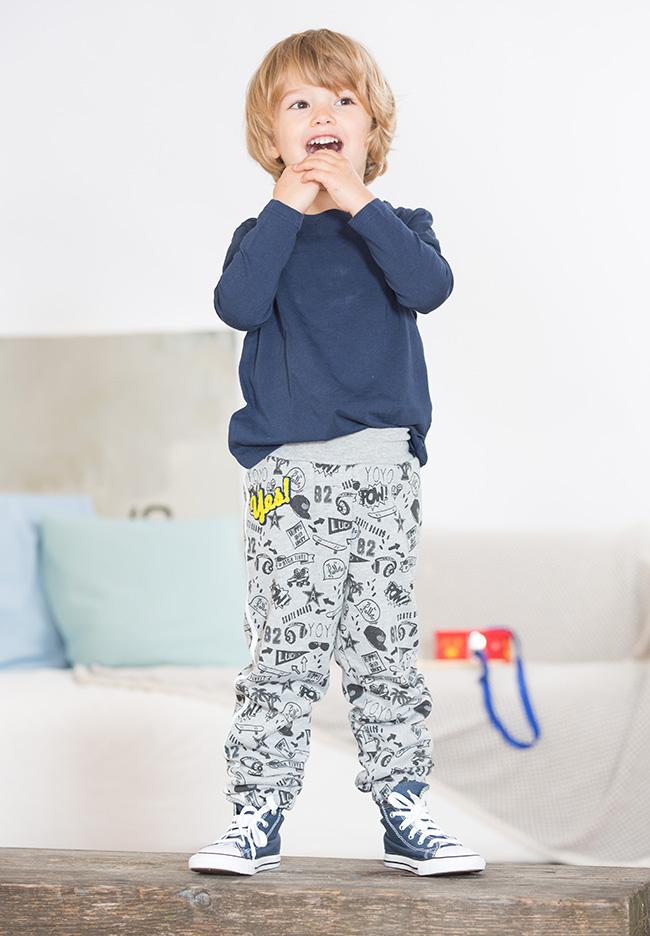 Mitwachshosen für kinder nähen ganz