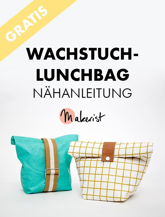 Makerist wachstuch lunchbag nähanleitung longpin 2