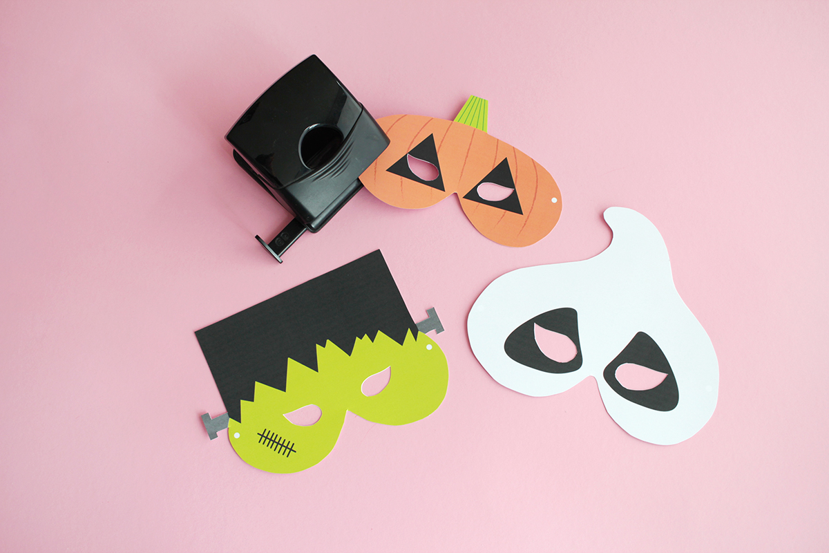 Makerist gratis printable halloween masken (4)