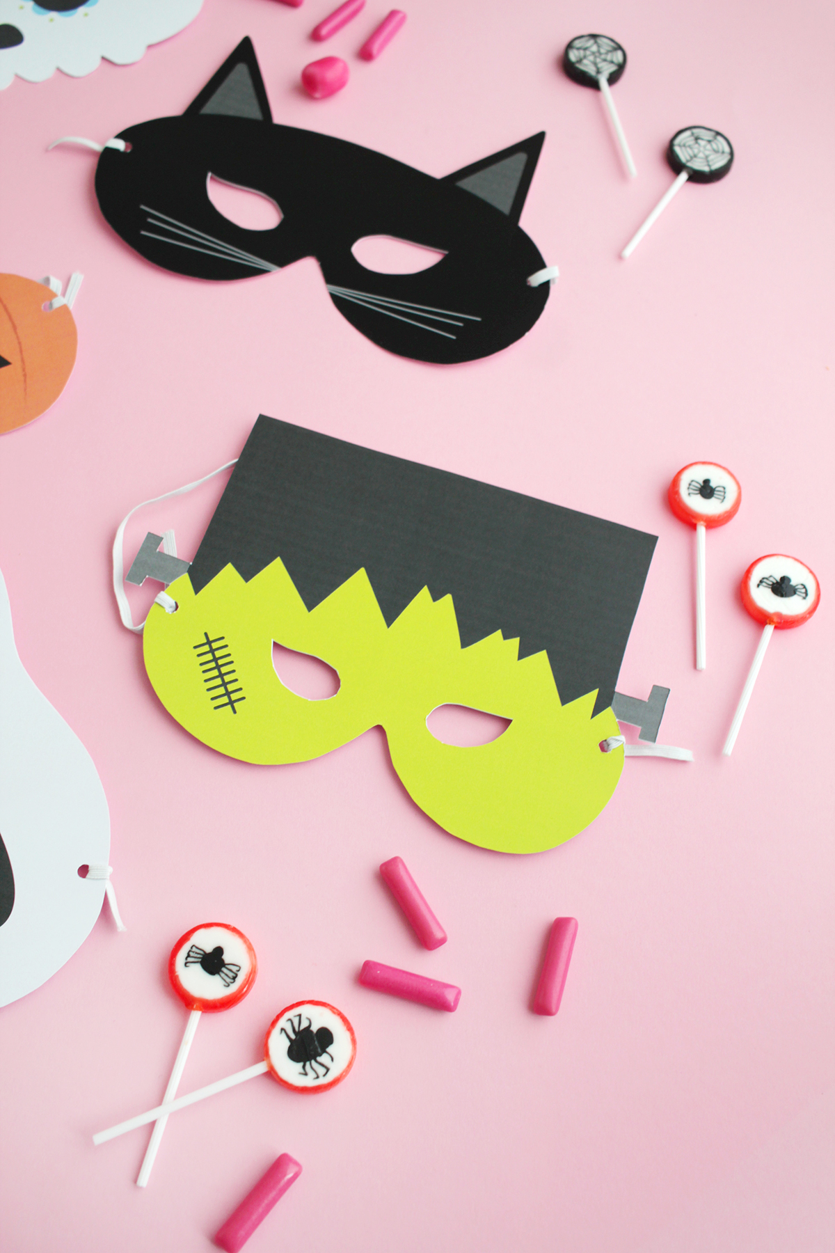 Makerist gratis printable halloween masken (11)